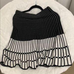 Vila Milano Pleated Skirt